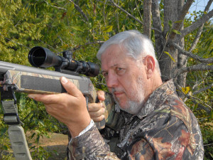 Hunting for a Trophy Buck with CVA Muzzleloader