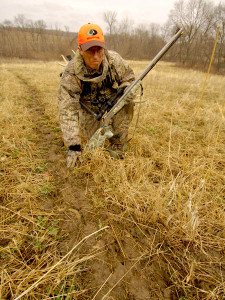 The Lost Art of Stalking and Still Hunting for Bucks with your CVA Rifles and Muzzleloaders