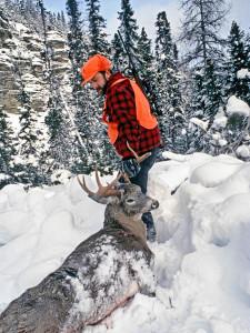 GPS Receivers Equal More Bucks Each Season for CVA Muzzleloading Hunters